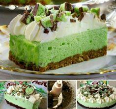 Mint Aero Cheesecake Recipe No Bake Easy To Make