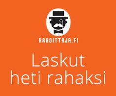 Rahaa,Hintaa,nappulaa,fyrkkaa 2016!: Rahoittaja 2016 Yritysrahoittaja!