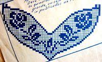 crochet em revista: crochet para vestir
