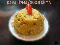 Chinu's Kitchen Corner: Rava Upma/Sooji Upma with vegitable