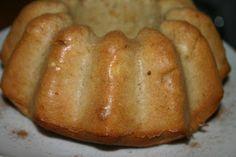 Sueño con ser cocinera: Bizcocho de manzana light ( sin grasa ni azúcar )
