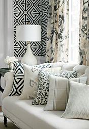 Interior Design Inspiration | Thibaut Design