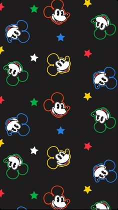 Pink Camo Wallpaper, Vintage Flowers Wallpaper, Disney Phone Wallpaper, Cartoon Wallpaper Iphone, Cute Cartoon Wallpapers, Arte Do Mickey Mouse, Mickey Mouse And Friends, Mickey Tumblr, Backgrounds Girly