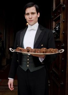 Thomas played by Rob James-Collier. I never should have started Downton Abbey.