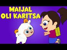 Maijal oli karitsa | Lastenlauluja suomeksi - YouTube