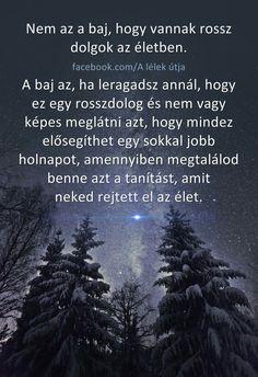 Nem az a baj. Motivational Quotes, Inspirational Quotes, Word 2, Picture Quotes, Encouragement, Wisdom, Reading, Happy, Life