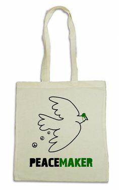 PEACEMAKER torba ekologiczna