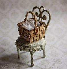 Lasituvan Miniatyyrit: Tiny basket