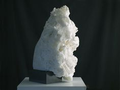 Indian head (marble/calcit crystal)