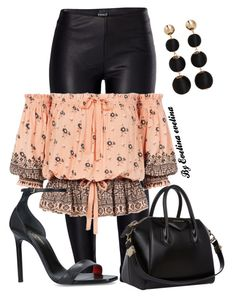 """""""EVE"""" by evelina-er on Polyvore featuring Venus, Yves Saint Laurent, Givenchy and MANGO"""