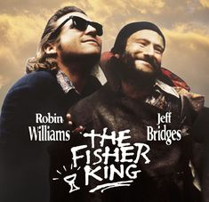 The Fisher King  Robin Williams and Jeff Bridges