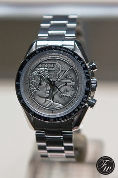 Speedy Tuesday   OMEGA Speedmaster Professional Apollo XVII 40th Anniversary photo