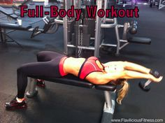 Full Body Workout! http://www.flaviliciousfitness.com/blog/2012/09/12/full-body-workout-wednesday/