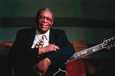 """RIP BB King. Remembering the """"King of the Blues"""" and how he cannot be replaced. #Blues"""