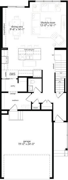 Evora   New Home   Hopewell Homes