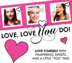 Just because Valentine's Day has passed doesn't mean the loving should end! Follow this quick and easy guide for some post Valentines Day pampering!