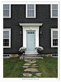 Ispirato Design: Favorite Front Door Colors