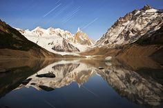 Climbers Set Blistering Speed Record On Patagonia's Torre Traverse  #climbing