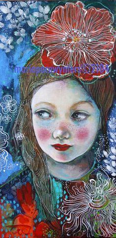 Maria Pace-Wynters - Moonlit Garden ♥♥
