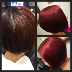 #BeforeAfter #MatrixGlobal #ShortCut #Red #patkospy
