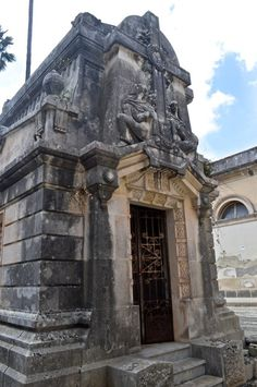Cimitero Communale, Siracusa, Italy, April 2018