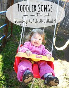 5 toddler songs kids love.