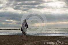 Download Woman On A Deserted Beach Stock Photos for free or as low as 7.27 руб.. New users enjoy 60% OFF. 21,050,408 high-resolution stock photos and vector illustrations. Image: 35492793