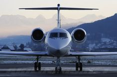 Maybe a private jet is what I need to conquer my fear of flying?