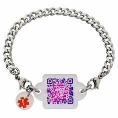 2295a158f5f4e 10 Best Medical braclet images in 2017   Medical alert bracelets ...