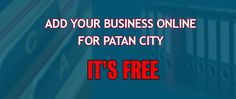 Patan.Quickfinds.in is free online business directory services for people of Patan districts and helps  small businesses connect with local customers. http://patan.quickfinds.in