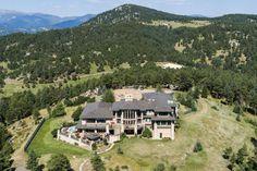 Thunder Ridge in Evergreen, CO, United States for sale (10766952) Thunder, Evergreen, United States, Real Estate, The Unit, Mansions, Mansion Houses, Real Estates, Manor Houses