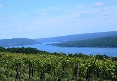 Finger Lakes, New York