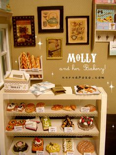 Molly and her bakery! | Flickr - Photo Sharing!