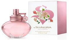 Shakira perfume   Perfume Shakira Eau Florale   Shakira