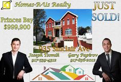 Just Sold! - 935 Sinclair Ave