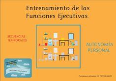 Funciones Ejecutivas para la autonomía personal
