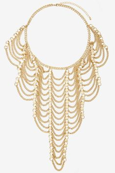 Climb the Ladder Chain Necklace | Shop What's New at Nasty Gal