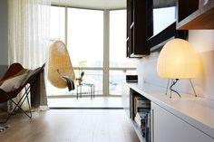 Images revealed for Frank Gehry's Battersea Power Station show apartment