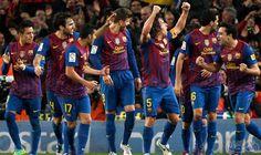 برشلونة يستعد للكلاسيكو الإسباني بلوحة تاريخية في…: أعلن نادي برشلونة الإسباني، عن استعداداته لمباراة الكلاسيكو، ليتك تجسيد لوحة فنية…