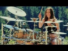 TOOL - FORTY SIX & 2 - DRUM COVER BY MEYTAL COHEN (+playlist)