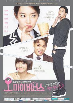 Oh My Venus - 오 마이 비너스 /  So Ji Sub & Shin Min Ah.  2015.  Loving this drama right now!