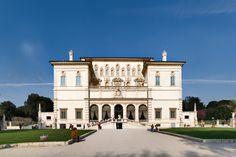 After lunch, we'd head to the Borghese Museum for some art and culture!  #monogramsvacation