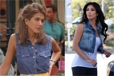 Denim vest- Fashion Flashback To The 90s » The InOnIt Style Blog