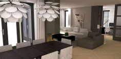 3d impression project Choc Studio - private residence Amstelveen