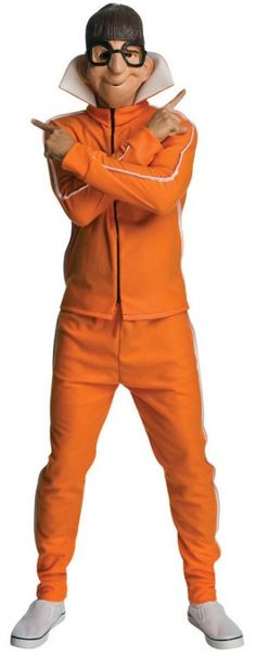 Despicable Me Vector Costume - Mens Costumes