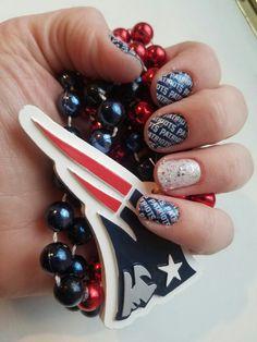 Jamberry New England Patriots