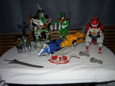 Bandai Power Rangers Dino and Dragon Megazord Green Ranger Action Figure