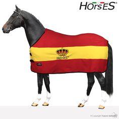 Coperta Pile Horses Esmeralda