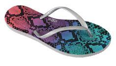 Modelo Exótica cinza #flipflops #print #design #brazilian #stylish #summer #beach #snake