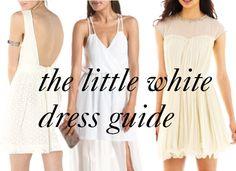 The perfect little white dress guide for Diner en Blanc Philadelphia!